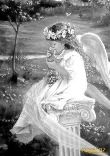 Anioł w ludzkiej postaci 4