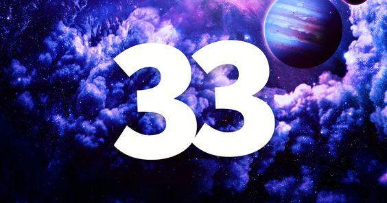 anielska liczba 33