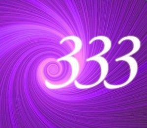 aniol liczby 333
