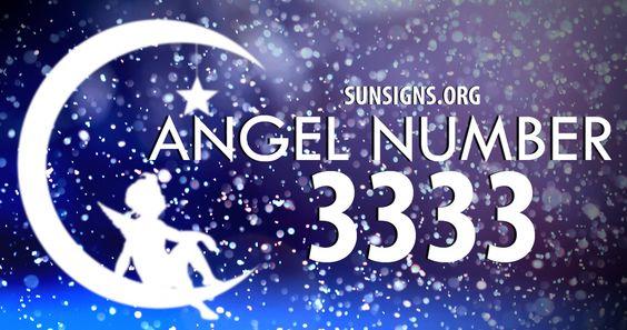 aniol liczby 3333