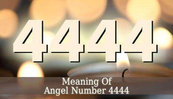 aniol liczby 4444