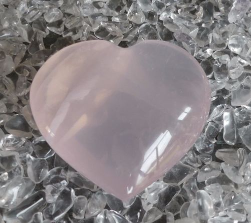 kwarc różowy - serce 4