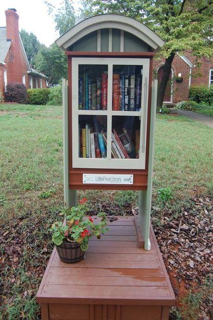 Biblioteka uliczna 1