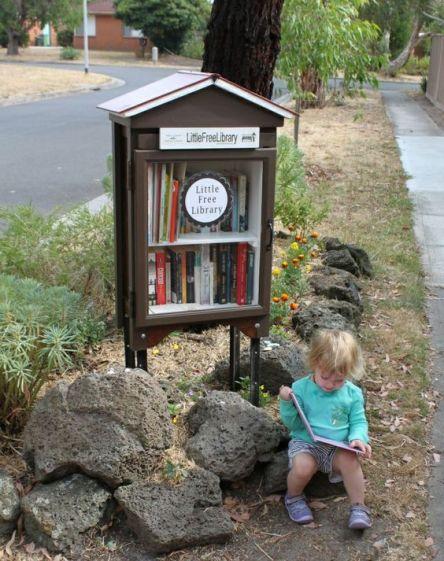 Biblioteka uliczna 3