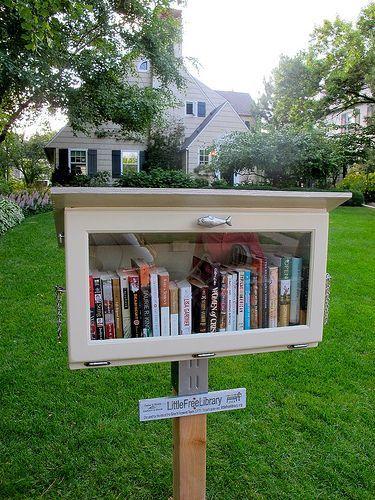 Biblioteka uliczna