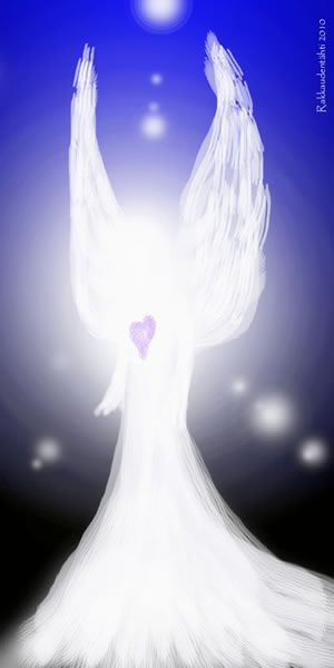 aniol kwiatu 12