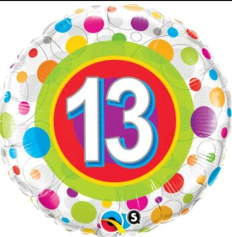 Liczba anielska 13