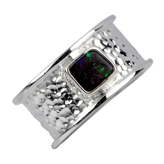 Ring Boulder-Opal 1