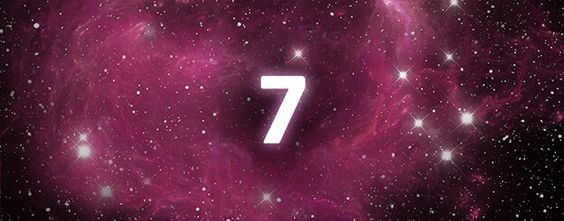 anielska liczba 7