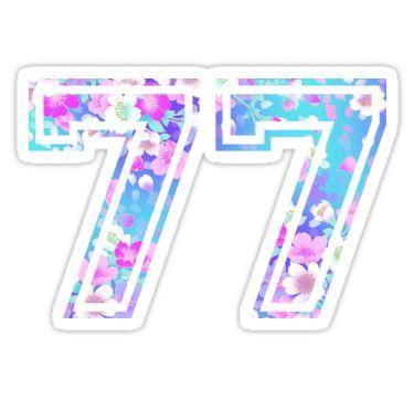 anielska liczba 77