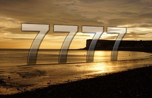anielska liczba 7777