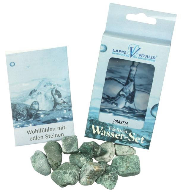 Kamienie do tworzenia wody pitnej z Prasem