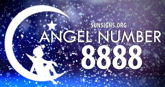 Aniol liczby 8888