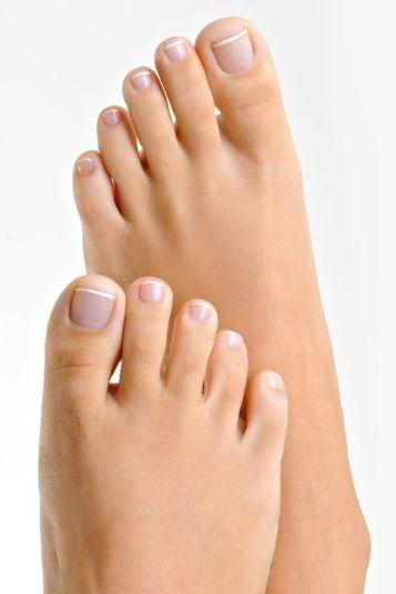 Well-groomed Female Feet