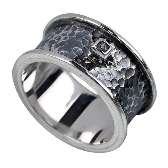 Ring Roh-Diamant