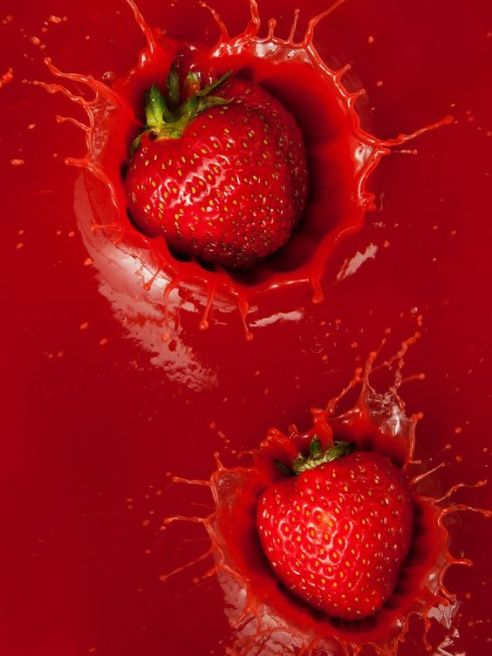 kolor czerwony