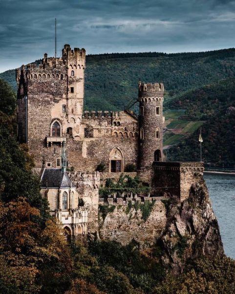 zamek - Anna